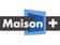 Logo Maison+