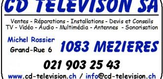 Logo CDTV carte de visite 2016