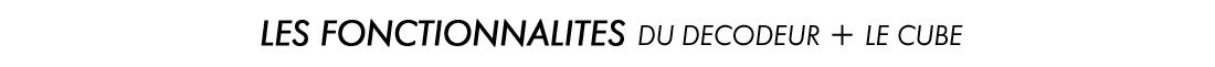 TITRE-LES-FONCTIONNALITES